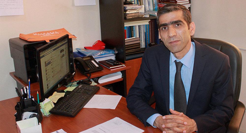 Eldar Aslanov, Turizm və Menecment Universitetinin prorektoru