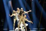 Выступление Сямры на полуфинале конкурса Евровидение-2016 в Стокгольме