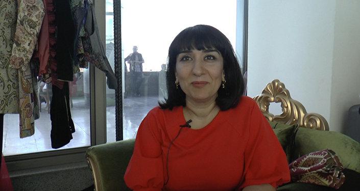 Азербайджанский модельер мечтает о создании национальный коллекции