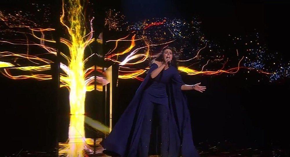 Eurovision-2016-nın ukraynalı qalibi Camala