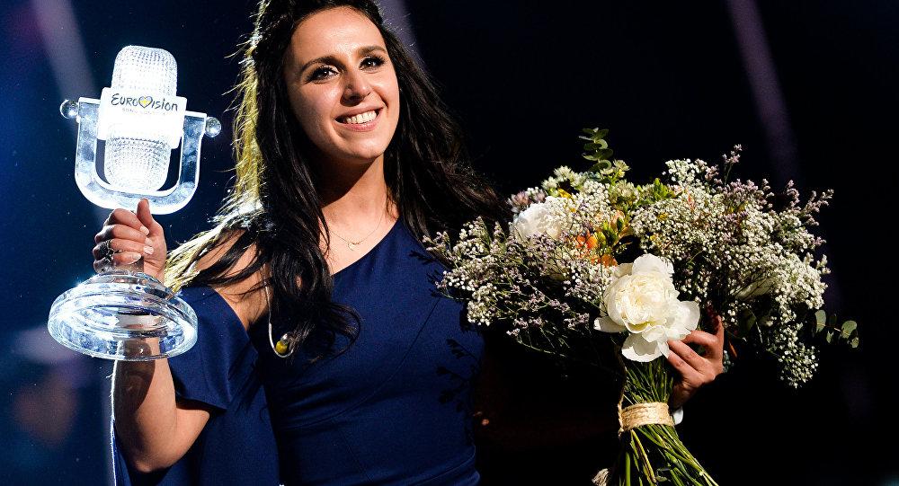 Eurovision mahnı müsabiqəsinin qalibi Camala