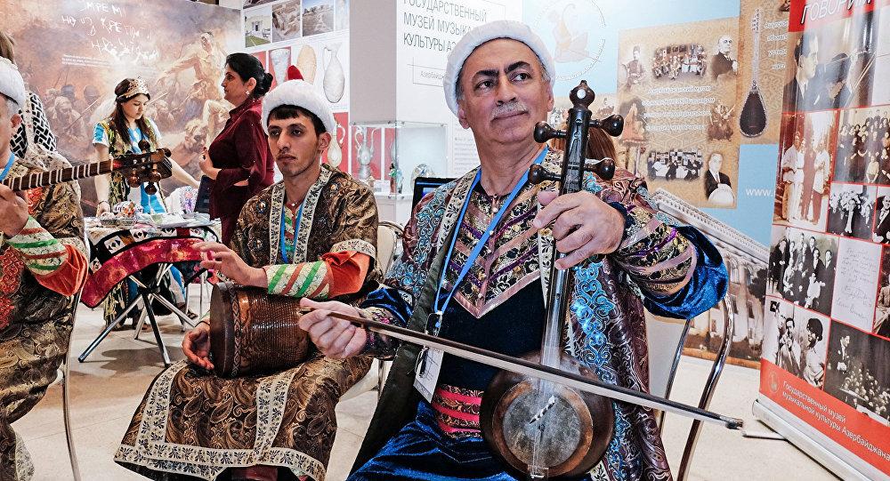 Государственный музей музыкальной культуры Азербайджана представляет страну на культурном фестивале Интермузей в Москве