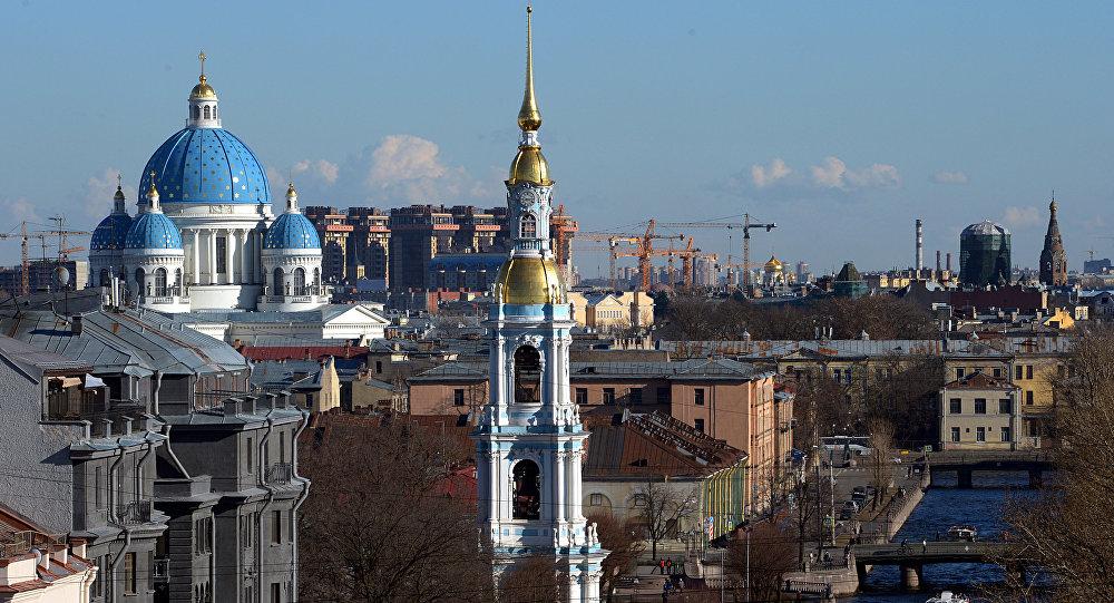 Открытие Новой сцены Мариинского театра