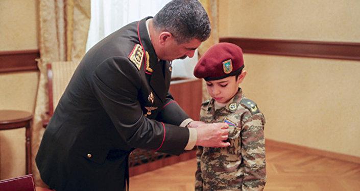 Cемьям Национальных героев переданы их посмертные награды