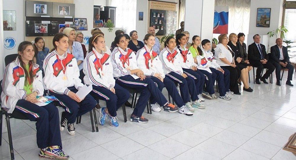 Азербайджанские спортсмены достойно выступили в Сочи
