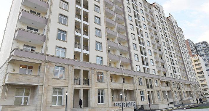 Многоквартирный дом в Наримановском районе, фото из архива