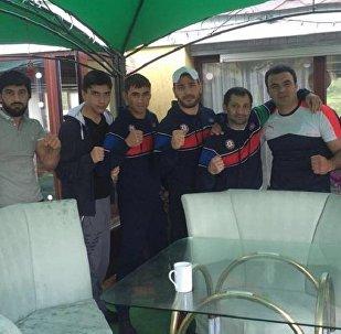 Сборная Азербайджана по кунг-фу