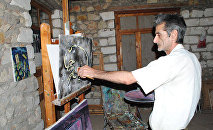 Наджмеддин Гусейнов – житель деревни Чайлы Газахского района