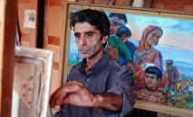 Наджмеддин Гусейнов:Я счастливый художник, я никогда не падал духом