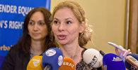 Глава представительства ЕС в Азербайджане Малена Мард