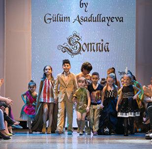 В рамках BakuFashionWeek состоялся показ детской коллекции под названием Somnia азербайджанского дизайнера Гюллюм Асадуллаевой