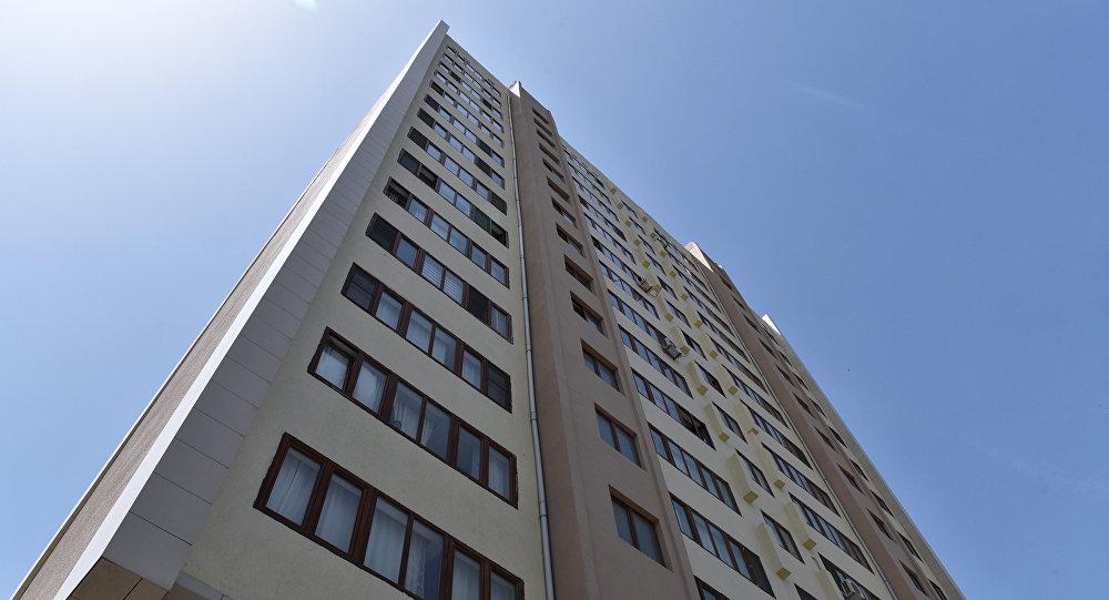 Hündürmərtəbəli bina