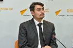 Азиз Азизли, председатель Ассоциации танцев Азербайджана