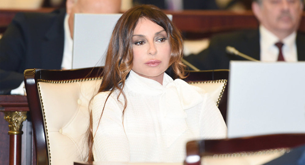 Mehriban Əliyeva, Azərbaycanın birinci xanımı