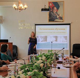 БСУ распахнул свои двери для Петербургских встреч в Баку