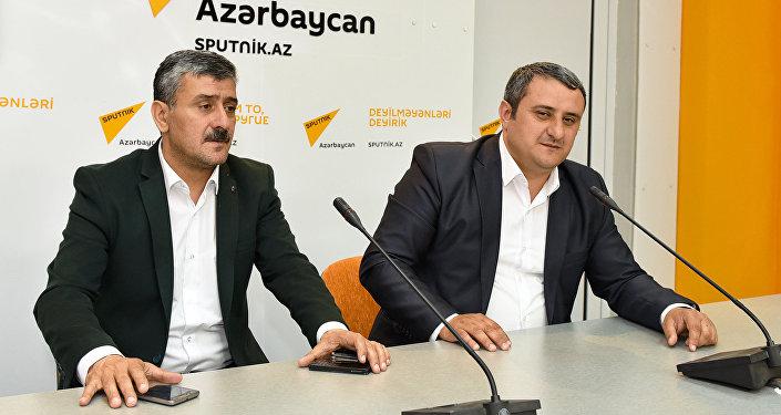 Məşhur meyxanaçı qardaşlar İntiqam və Ehtiram Rüstəmov