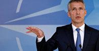 Генеральный Секретарь НАТО Йенс Столтенберг, фото из архива