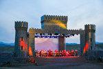Tarixin canlı səhifələri IV Gənclər festivalı
