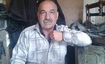 Сапожник Сохраб Алиев