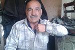 Ayaqqabı təmirçisi Söhrab Əliyev