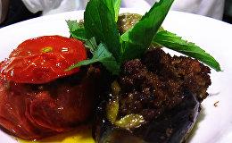 Рецепт фаршированных овощей, или бадымджан долмасы по-азербайджански