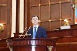 Депутат Захид Орудж, архивное фото