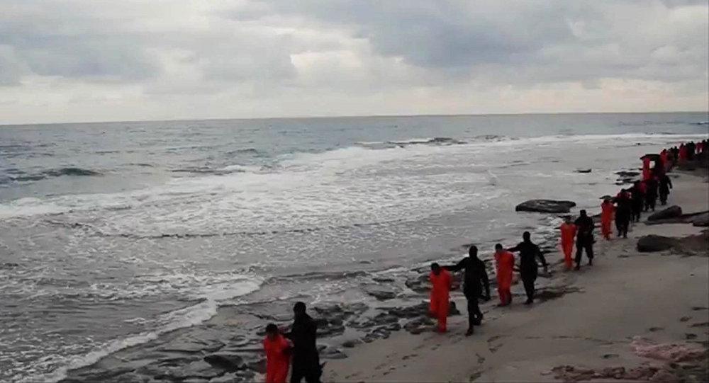 İŞİD-in edamı