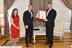 Президент Азербайджана признан Человеком года в мире
