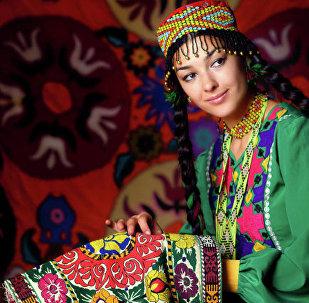 Национальная одежда регионов Таджикистана