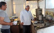 Çayçı İdris Həsənov