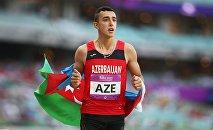 Легкоатлет Назим Бабаев