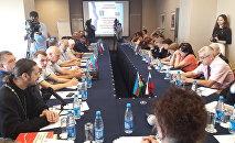 Страновая конференция российских соотечественников в Азербайджане