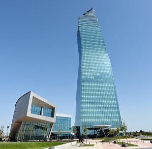 Головной офис Государственной нефтяной компании АР
