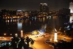 Вид на вечерний Каир, фото из архива