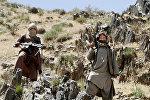 Боевики движения Талибан, фото из архива