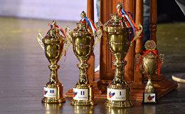 Первая игра третьего сезона Азербайджанской лиги КВН