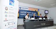 Пресс-конференция организаторов выставки Caspian Oil&Gas 2016