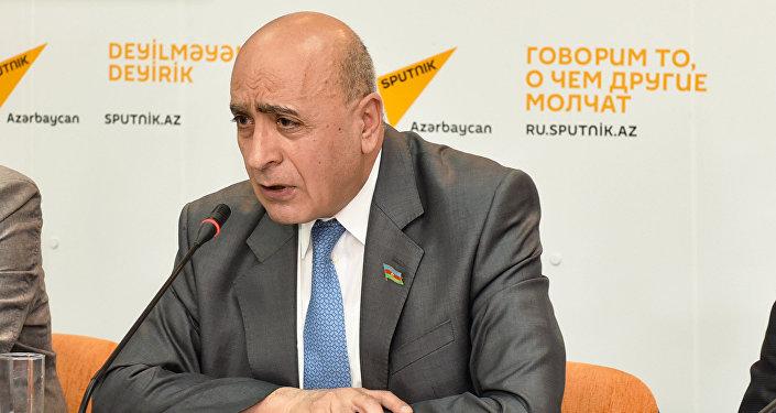 Milli Məclisin deputatı Rasim Musabəyov