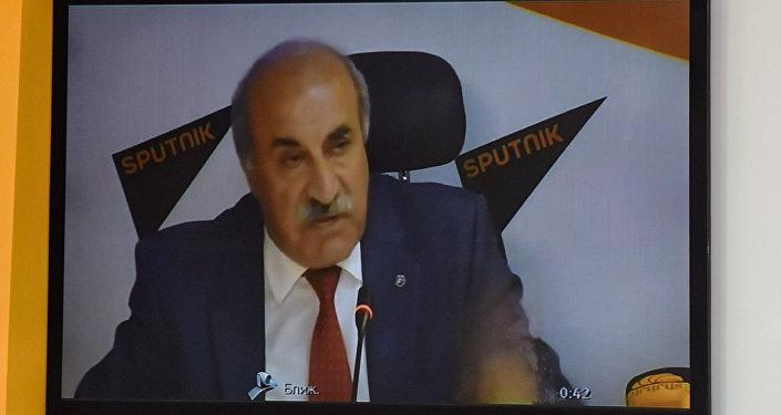 Erməni deputat Xosrov Arutyunyan