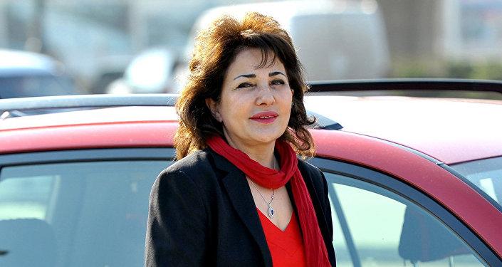 Mehriban Zeynalova, Təmiz Dünya Qadınlara Yardım İctimai Birliyinin sədri