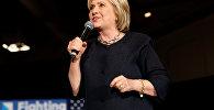 Хиллари Клинтон, кандидат в президенты США от Демократической партии