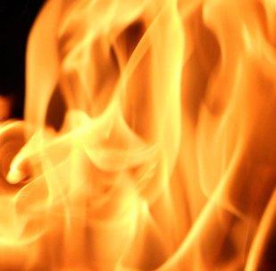 Пламя. Архивное фото