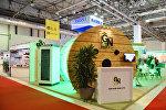 Павильон XXIII Международной выставки Нефть и газ Каспия 2016