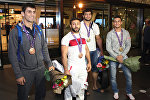 World Masters turnirində iştirak etmiş Azərbaycan cüdoçuları