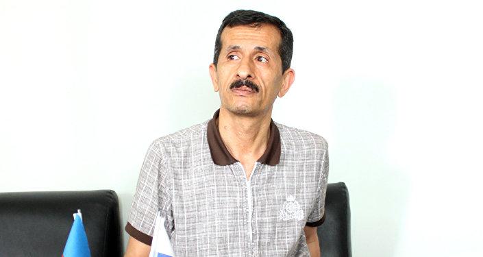 Azər Rəşidoğlu, politoloq