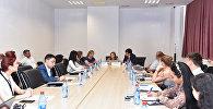 Второе заседание Клуба молодых интеллектуалов стран Содружества на тему: Формируя глобальные тренды: как социальные сети и блогосфера изменяют мировые процессы