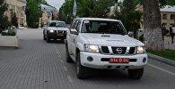 Мониторинг ОБСЕ в Тертерском районе Азербайджана, фото из архива