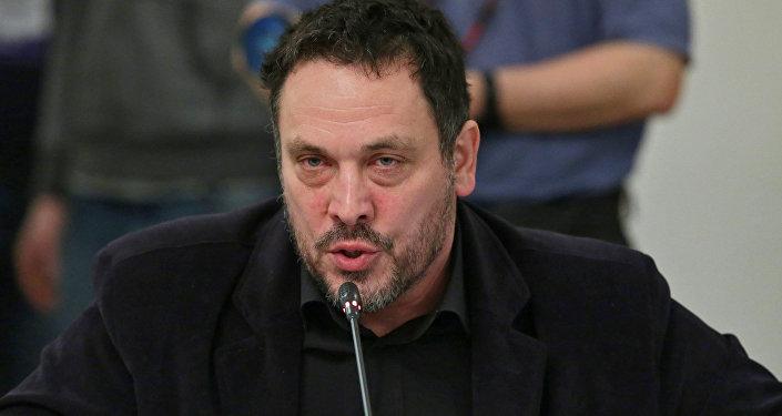Maksim Şevçenko, rusiyalı politoloq