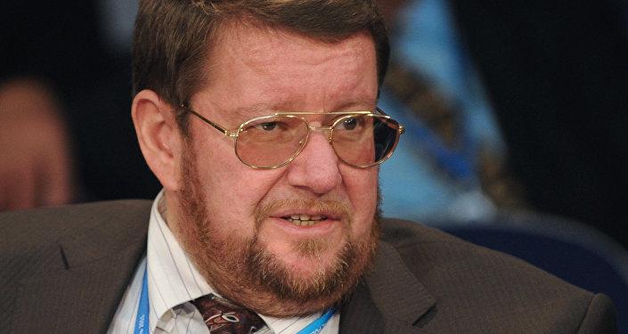 Yevgeniy Satanovski, Yaxın Şərq İnstitiunun prezidenti