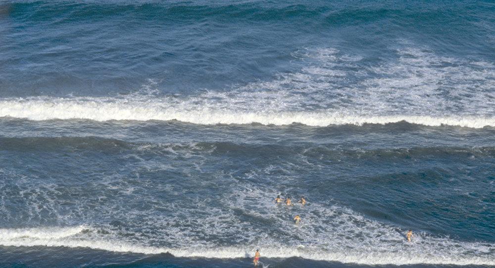 Тихоокеанский прибой